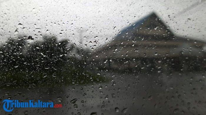Info BMKG Sebagian Besar Wilayah Kaltara Diguyur Hujan, Berikut Prakiraan Cuaca Jumat 5 Maret 2021