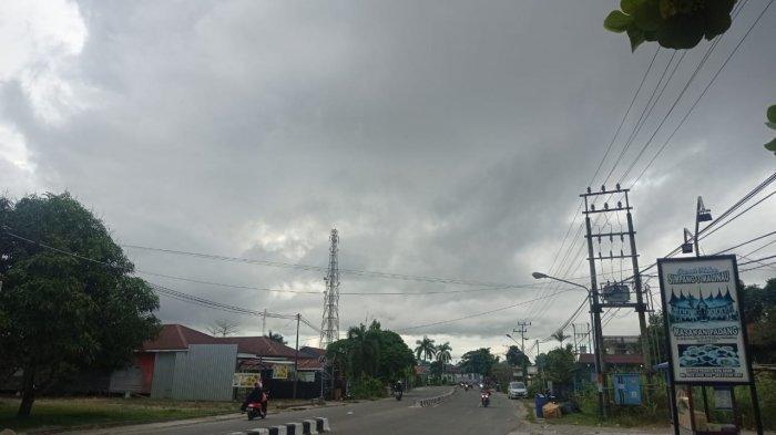 Prakiraan Cuaca Malinau Senin 10 Mei 2021, Hujan Petir Berpotensi Terjadi di 7 Kecamatan Malam Ini