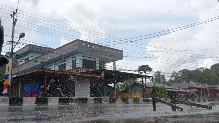 Prakiraan Cuaca Kaltara Minggu 26 September 2021, Sore Ini Malinau Berpotensi Hujan Ringan