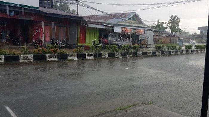Prakiraan Cuaca di Kalimantan Utara Senin 11 Oktober 2021, Malinau Berpotensi Diguyur Hujan Sore Ini