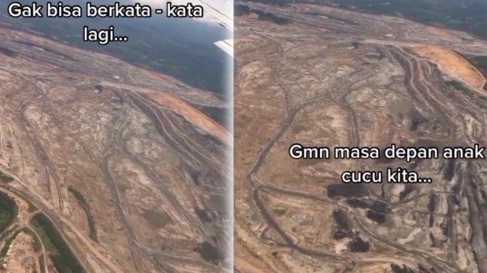 Diduga Aktivitas Tambang Batu Bara, Video Hutan Gundul di Berau Kaltim Viral, Reaksi Pejabat?