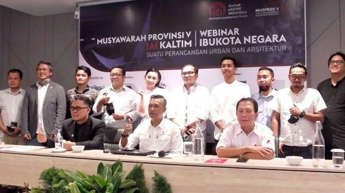 Wahyullah Terpilih Jadi Ketua IAI Kalimantan Timur, Siap Dukung Rencana Pembangunan IKN di Kaltim