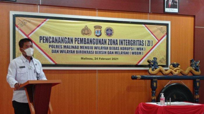 Tegaskan Urgensi Zona Integritas, Kepala Ombudsman Kaltara Ibramsyah Amirudin: Jangan Cuma Gincu