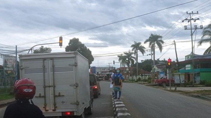 Peduli Korban Bencana Alam, Pemuda dan Asosiasi Klub Motor di Malinau Galang Donasi