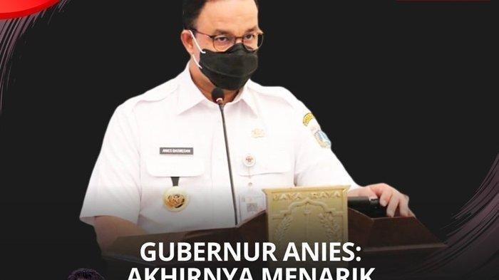 Alami Perlambatan Penyebaran Covid-19 Jakarta Terapkan PSBB Transisi, Sempat Ditolak Menteri Jokowi