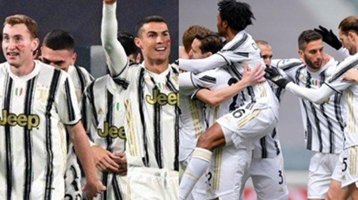 Liga Italia Malam Ini, Line Up Udinese vs Juventus, Berita Buat Fokus Pirlo Ambyar, Terancam Dipecat