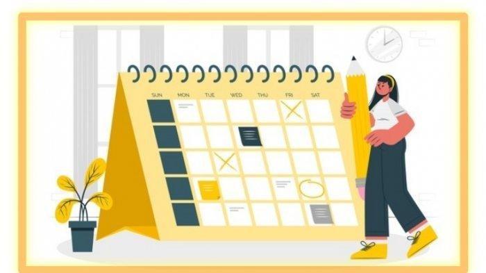 RESMI Daftar 23 Hari Libur Nasional & Cuti Bersama 2021, Ada Perubahan Cuti Idul Fitri, Libur Natal?