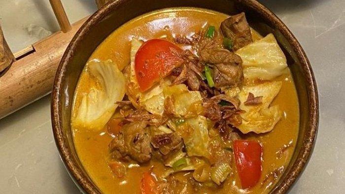 Resep Tongseng Kambing Khas Solo, Bisa Dimasak saat Perayaan Idul Adha dan Disantap dengan Keluarga