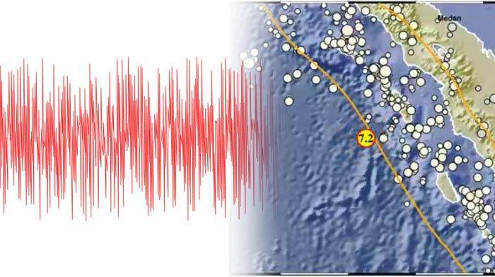 Cerita Warga Diguncang Gempa Nias M 7.2, BMKG: Tak Boleh Diabaikan Meski Tidak Berpotensi Tsunami