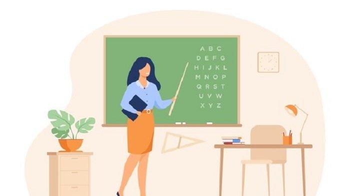 20 Pantun untuk Guru, Apresiasi Jasa Guru yang Membimbing dengan Baik di Sekolah