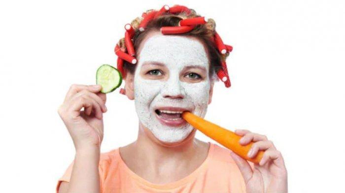 Kreasi Masker Wortel, Bisa Buat Kulit Wajah Lebih Cerah dan Cegah Penuaan Dini