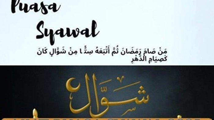 Puasa Syawal Bisa Digabung Utang Puasa Ramadan? Lengkap Bacaan Niat Bahasa Arab, Latin & Artinya