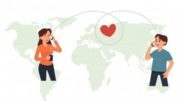 Kumpulan Contoh Pantun LDR, Cocok untuk Pasangan Berjauhan yang Ingin Ungkapkan Rindu