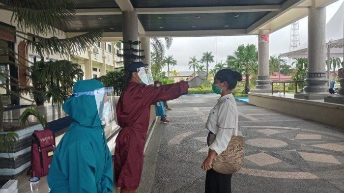 UPDATE Tambah 32, Kasus Positif Covid-19 Malinau Berjumlah 426, Kasus Transmisi Lokal Mendominasi