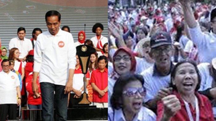 Blak-blakan! Presiden Jokowi Buka Suara Soal Relawannya Dirayu oleh Bakal Capres 2024: Ojo Kesusu