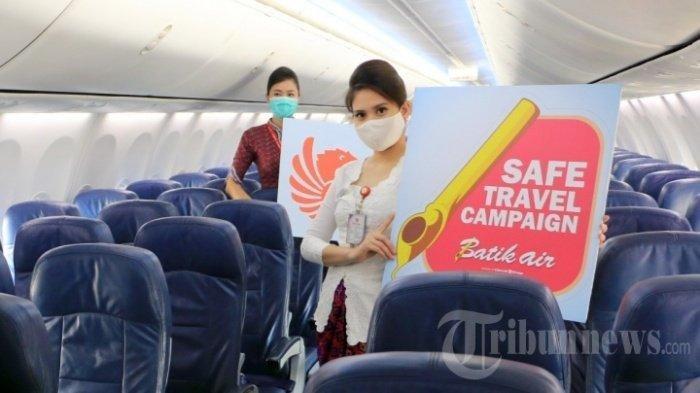 PPKM Diperpanjang, Berikut Syarat Wajib Naik Pesawat LionAir,WingsAir&BatikAir, Perhatikan ini