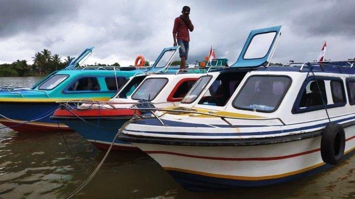 Pemerintah Melarang Mudik Lebaran, Pengusaha Speedboat di Tarakan Meradang: Kita Juga Merasa Berat