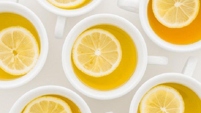Bisa Bantu Turunkan Berat Badan, Ini 5 Manfaat Rutin Konsumsi Teh Lemon