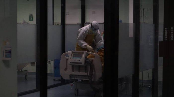 Kesembuhan Pasien Covid-19 di Balikpapan Capai 93,2 Persen,  Ada 151 Pasien Dirawat di Rumah Sakit