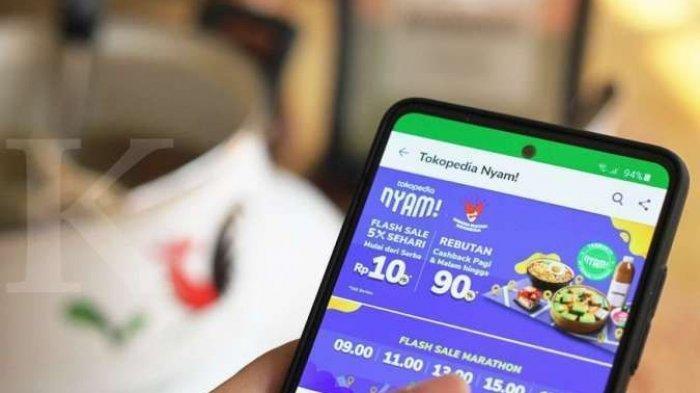 Cara Top Up Saldo Tokopedia, Dilengkapi Cara Pembayaran Barang Lewat ATM dan Mobile Banking