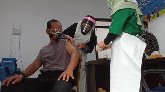 Segera Disuntik Vaksin Corona Sinovac, Pekan Depan TNI-Polri & ASN Bulungan Akan Divaksinasi Massal