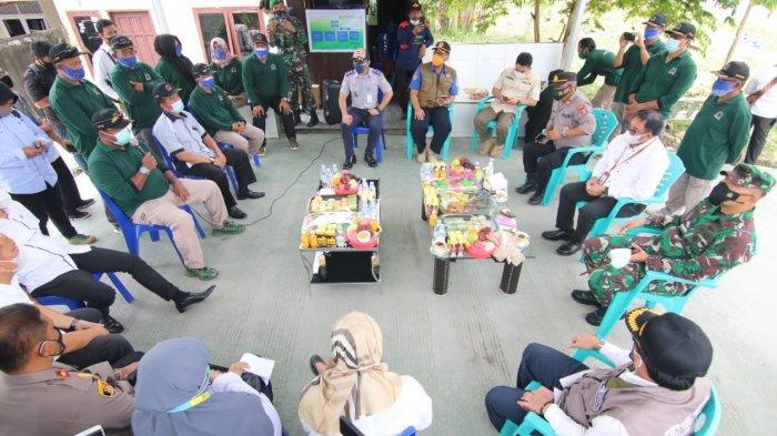 Walikota Balikpapan Rizal Effendi akan Gelontorkan Dana Operasional, Satgas RT Sebesar Rp 2 Juta