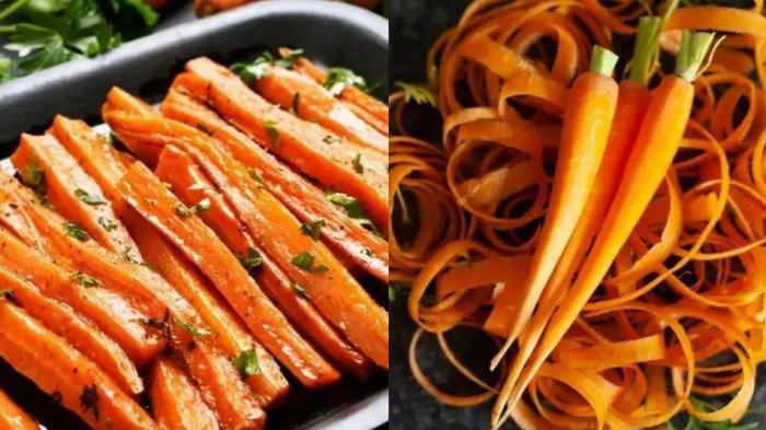 Wortel yang Dimasak vs Wortel Mentah, Mana yang Lebih Bergizi? Cek Faktanya Berikut Ini