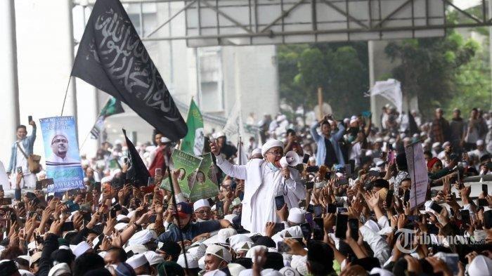 Dijadwalkan Akan Diperiksa Polisi, Habib Rizieq Dilarang Bawa Massa, Yusri : Akan Kami Tindak Tegas