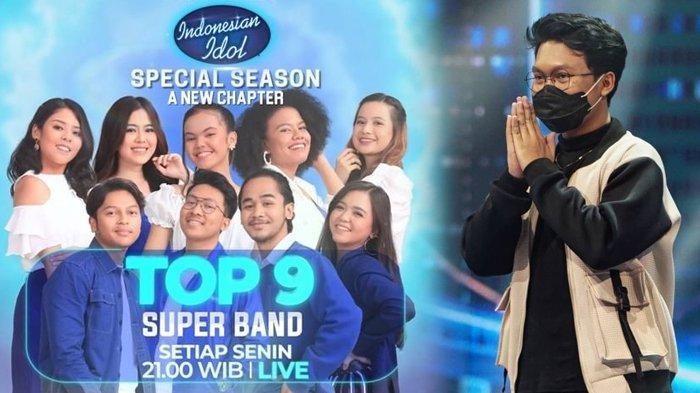 Hasil Indonesian Idol Tadi Malam, Bawakan Lagu NOAH, Jemimah Tidak Aman, Kelvin Pulang Lebih Awal