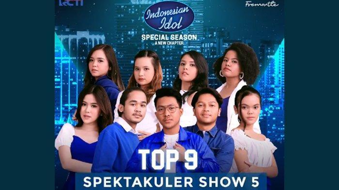 Live Streaming Indonesian Idol Spektakuler Show 5 di RCTI, Melisa dan Fitri Terancam Angkat Koper?