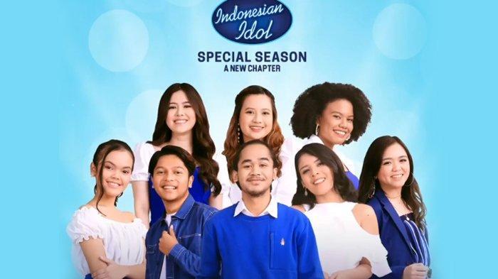 Indonesian Idol Senin 22 Februari 2021, Girl Band K-pop Aespa Bakal Tampil, Jemimah Siapkan Kejutan?