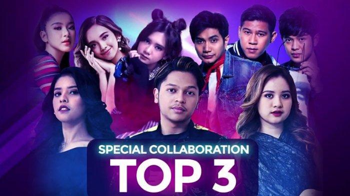 Jadwal indonesian Idol Top 3 Malam Ini Senin 12 April 2021, The Super Girls dan Laleilmanino Tampil