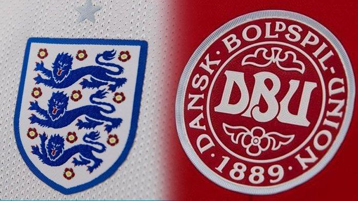 Head to Head Inggris vs Denmark, Semifinal Euro 2020, Tim Dinamit Bisa Kubur Mimpi Harry Kane Cs