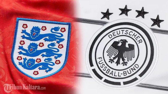 Tayang Sekarang Siaran Langsung Inggris vs Jerman Euro 2021, Live Streaming Mola TV, Skor 0-0
