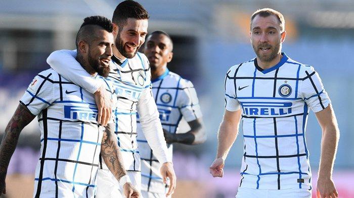 Hasil Coppa Italia, Singkirkan Fiorentina, Inter Milan Tantang AC Milan di Babak 8 Besar