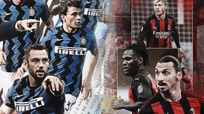 Liga Italia Digelar 22 Agustus 2021, Inter Milan dan AC Milan Bukan Unggulan Scudetto