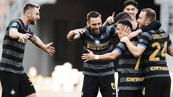 Inter Milan Sapu Bersih 5 Laga Liga Italia, Antonio Conte Beber Rahasia, Lukaku Enggan Terlena