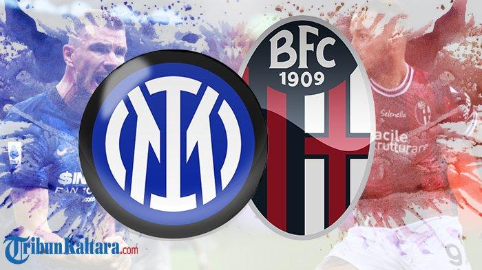 Live Streaming Inter Milan vs Bologna Liga Italia, Duet Argentina Starter, Dzeko Disimpan, Skor 0-0