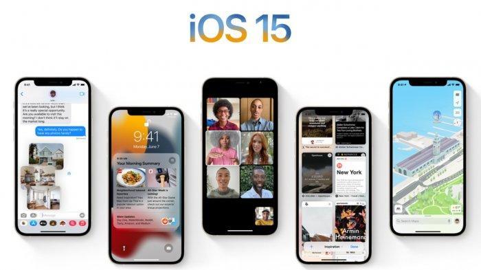 Cara Download iOS 15, Lengkap dengan Cara Update iOS 15 di Perangkat Apple