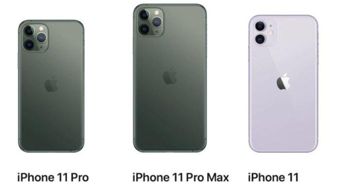 iPhone 13 Segera Rilis di Indonesia, Simak Update Harga iPhone Generasi Sebelumnya per Oktober 2021