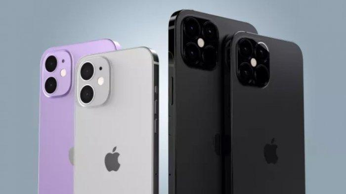 Daftar Harga iPhone Maret 2021: iPhone 7 hingga iPhone 12 Pro Max