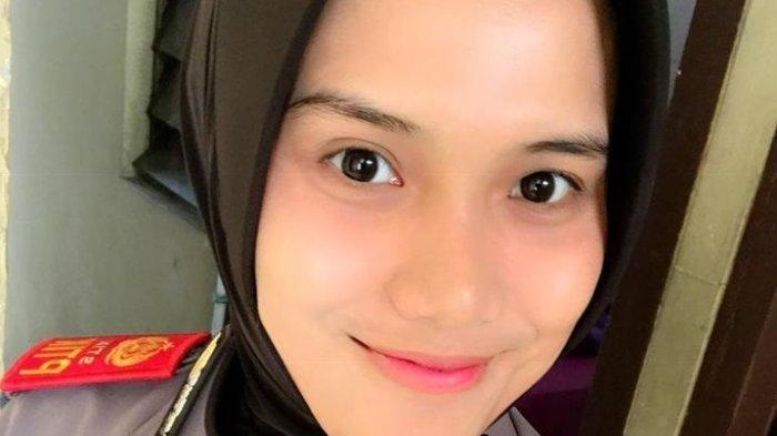 Cerita Novita Rindi, Polwan Berhijab yang Dampingi Listyo Sigit di DPR, Pernah Gagal Kuliah di Unpad