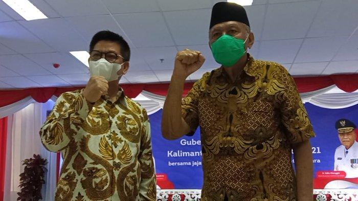 Gubernur Kaltara Irianto Lambrie Pamit, Ini Pesan Kepada Penerusnya dan ASN di Kalimantan Utara