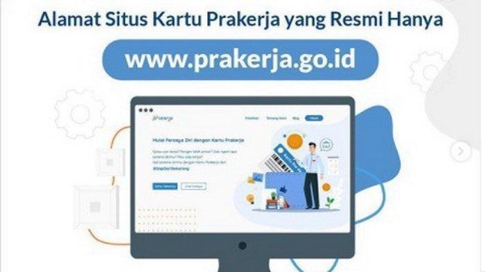 ISI SURVEI PRAKERJA - Akses www.prakerja.go.id login, batas waktu mengisi survei kartu prakerja mau habis, simak juga jadwal prakerja gelombang 12