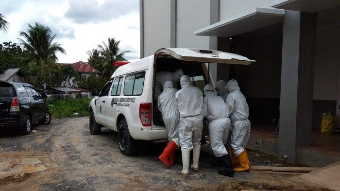 dr Heri Suranta Ungkap Selain Positif Covid-19, Bupati Bulungan Sudjati Miliki Penyakit Penyerta