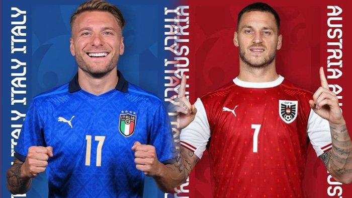 Prediksi Italia vs Austria, Eks Pelatih Prancis Jagokan Gli Azzurri Juara Euro 2020, Live Mola TV