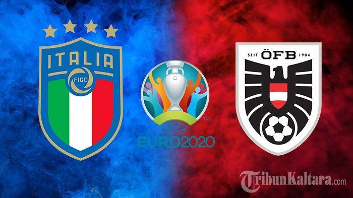 Prediksi Susunan Pemain Italia vs Austria di Euro 2020, Live Streaming Mola TV, Verratti Starter