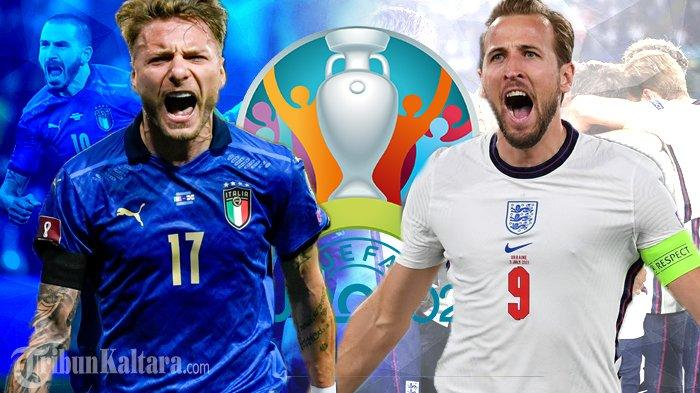 Prediksi Italia vs Inggris Final Euro 2020, Harry Kane Lebih Superior dari Penyerang Gli Azzurri