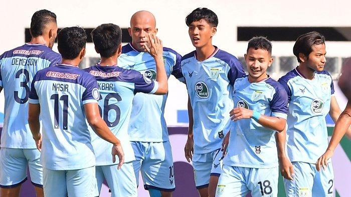 Hasil Liga 1, Ivan Carlos Bawa 10 Pemain Persela Lamongan Tumbangkan Persipura Jayapura