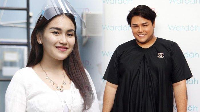 Ivan Gunawan beber kondisi Ayu Ting Ting seusai batal menikah. (Kolase TribunKaltara.com / Tribunnews)